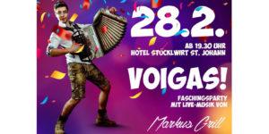 Voigas Hotel Restaurant Stoecklwirt