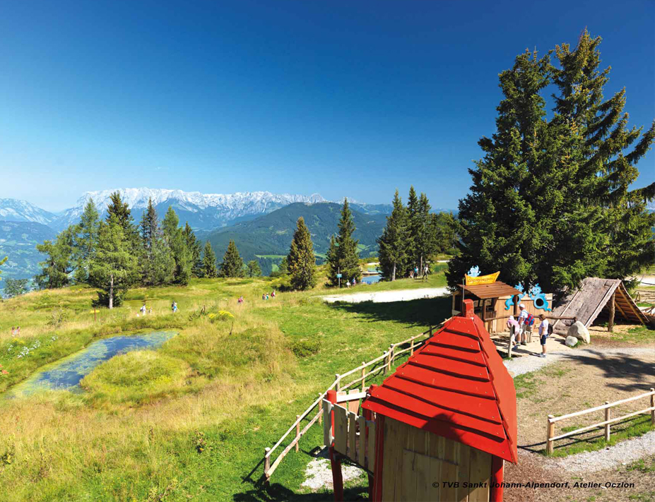 Wandern St.Johann-Alpendorf