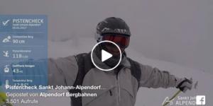 Alpendorf Ski Amade Pistencheck