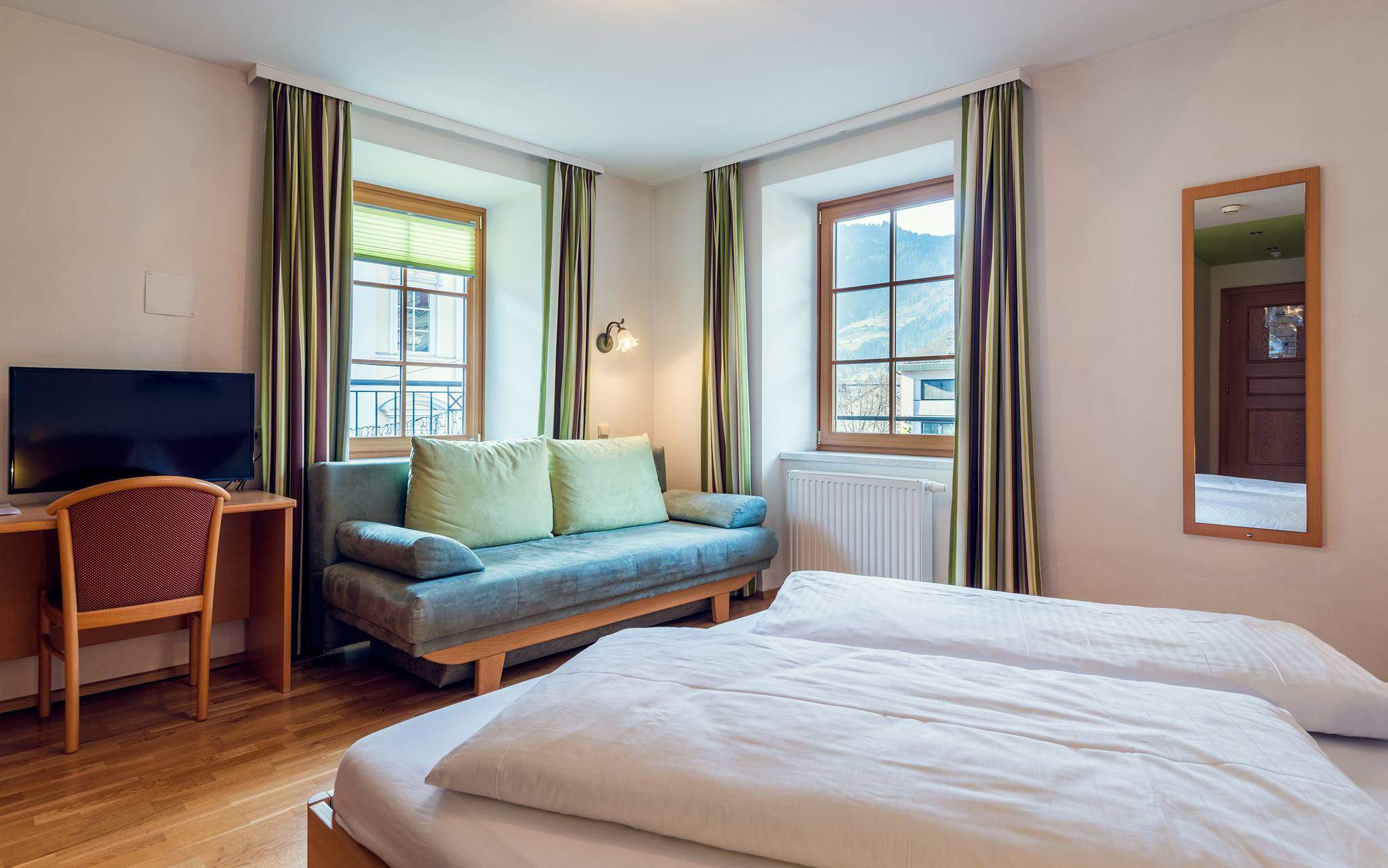 Doppelzimmer Appartement St. Johann Alpendorf mit Frühstück