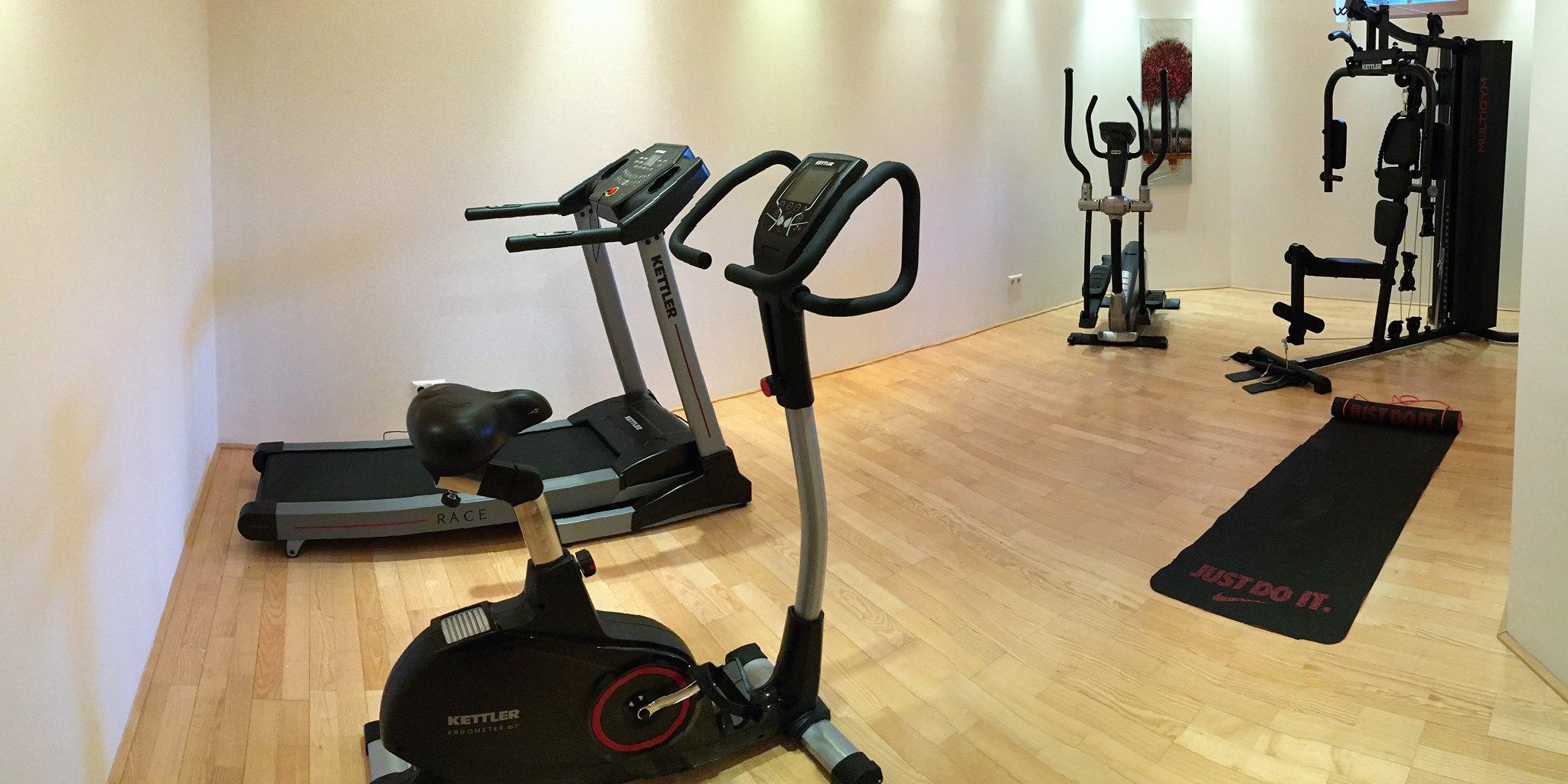 Fitness Raum Hotel Stöcklwirt
