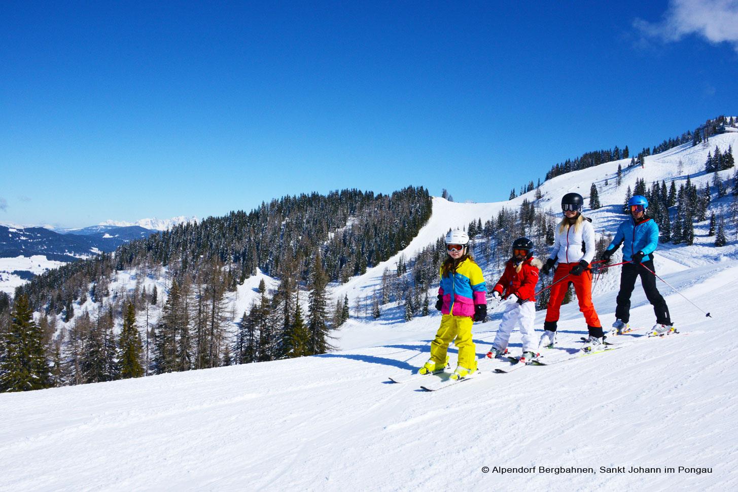 Schifahren Apreski Alpendorf
