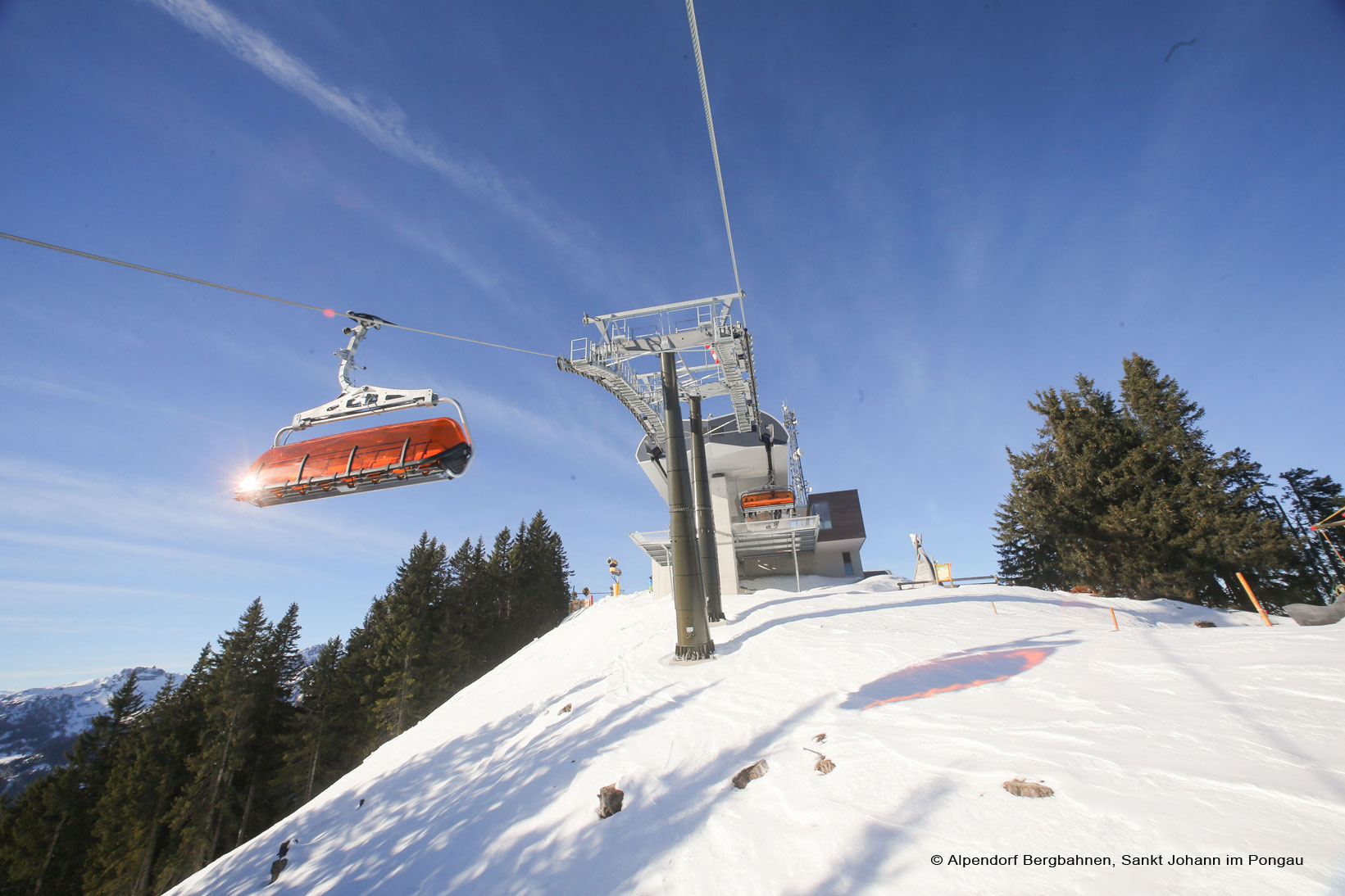 Ski Amadé Alpendorf St.Johann