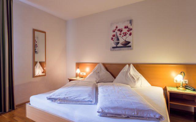 Doppelzimmer Standard im Hotel Stoecklwirt