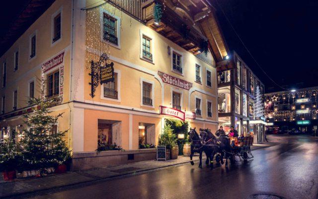 Hotel Restaurant Stoecklwirt St. Johann im Pongau