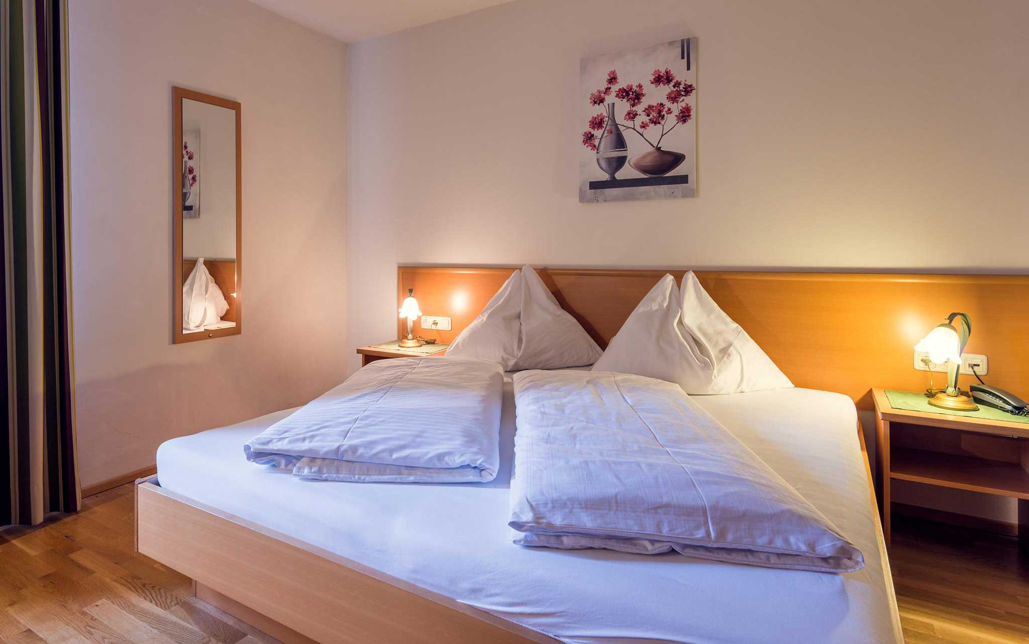 Doppelzimmer im Hotel Stoecklwirt St. Johann Alpendorf